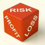 risk profit loss dice