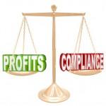 balance profits compliance